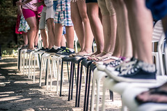 Legs (szondabenji) Tags: new portrait people feet nature canon photography foot photo shoes hungary leg converse szeged