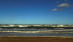 Relaxation :-) (gutlaunefotos ☮) Tags: meer wasser himmel relaxation dänemark entspannung nordjütland nordseeküste