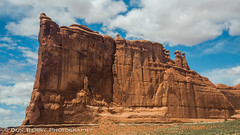 The Courthouse, Arches NP (donberry37 (SF Bay Area)) Tags: utah nationalpark butte arches geology np archesnp