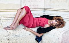 Nicole Reclined (oshcan) Tags: dancer woman model beautiful philadelphia girl nikon d4s 85mm14