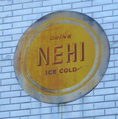 Drink Nehi (yooperann) Tags: grand marais upper peninsula michigan business