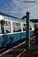 1505 at Ennis, 22/10/16 (hurricanemk1c) Tags: rpsi westernexplorer 0955connollylimerick railways railway train trains irish rail irishrail iarnrd ireann iarnrdireann 2016 railwaypreservationsocietyofireland craven ennis 1505