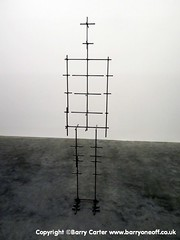 Anthony Gormley at White Cube 800 (9) (Barryoneoff) Tags: anthonygormley fit whitecube sculpture exhibition bermondsey