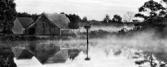 Eastern Shore Morn by Alan Grubb (AccessDNR) Tags: 2016 photocontest fall autumn scenery sceniclandscape cambridge fog mist