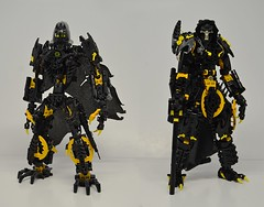 Shadow (Shadowgear6335) Tags: bionicle lego hero factory technic ccbs moc creation shadowgear shadowgear6335