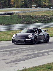 Track Attack (FourOneTwo Photography) Tags: porsche911gt3 991 xtremexperience pittsburghinternationalracecomplex auto car exotic sportscar supercar fouronetwophotography