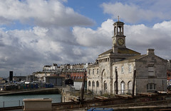 Maritime Museum (maggie224 -) Tags: building maritimemuseum harbour ramsgate matchpointwinner mpt511