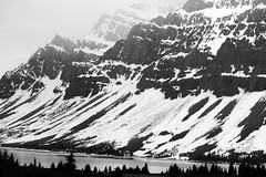 Rocosas (jc.mendo) Tags: jcmendo canon 550d banff alberta canada mountain montaas rocosas bn bw blanco negro black white