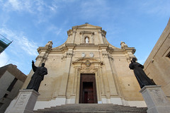 Cathedral of Citadella (Lawrence OP) Tags: citadella gozo malta cathedral facade