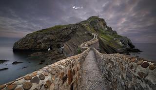 The 241 Steps of San Juan de Gaztelugatxe