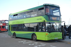 Southern Vectis 1109 HW58ASU (Will Swain) Tags: 14th october 2016 beer walks isle wight yarmouth weekend south southern bus buses transport travel uk britain vehicle vehicles county country england english vectis 1109 hw58asu