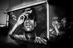 Street art, Bordeaux, Gironde - France (Nikólaos) Tags: unseco bordeaux france gironde aquitaine urban urbain wall tag graf graffiti