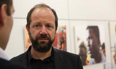 Mirco Keilberth ist Nordafrika-Korrespondent für verschiedene deutsche Medien (apbtutzing) Tags: migration flucht staatszerfall nordafrika afrika libyen kriminalität europa eu grenzen mittelmeer fotos foto fotografie krieg krise ausstellung tutzing akademie akademiefürpolitischebildung politischebildung politik kultur