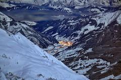 Rauris bei Vollmond (bergfroosch) Tags: rauris sonnblick nacht 2012 panoramio483713681811774