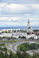 Hallgrimskirkja View from Perlan (EC@PhotoAlbum) Tags: islanda iceland reykjavik perlan hallgrimskirkja hallgrim panorama vistapanoramica paesaggio landscape panoramicview vedutapanoramica