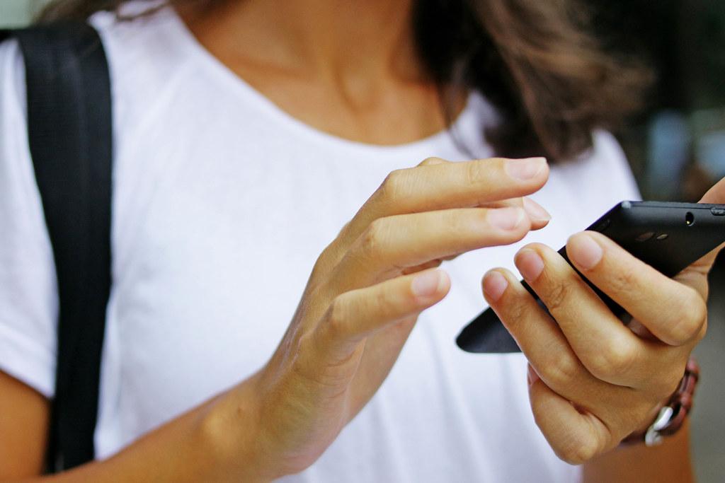 Generation Always Online by wuestenigel, on Flickr