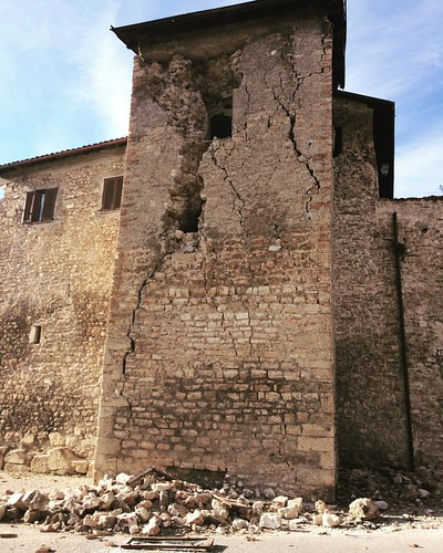 Norcia, 28/11/2016. #norcia #norcia2016 #umbria #perugia #terremoto #terremotocentroitalia #30ottobre2016 #castellucciodinorcia #earthquake #italia #italy