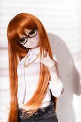 (bluebluewave) Tags: dd ddiii dollfiedream dollfie volks tsukiko saberalter2ndver