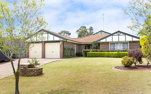8 Fitzgerald Place, Glenmore Park NSW 2745