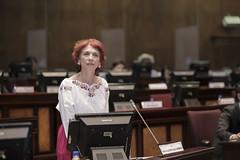 Mara Augusta Calle - Sesin No. 417 del Pleno de la Asamblea Nacional  / 01 de diciembre de 2016 (Asamblea Nacional del Ecuador) Tags: asambleanacional asambleaecuador sesinno417 pleno plenodelaasamblea plenon417 417 maraaugustacalle