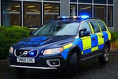 SN60 CXC (S11 AUN) Tags: police scotland volvo xc70 d5 awd traffic car drpu divisional roads policing unit anpr rpu 999 emergency vehicle edinburgh jdivision livingston sn60cxc