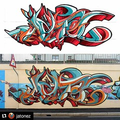 #Repost @jatonez with @repostapp  My man..#sketch to #wall #jato #jatonez #graffiti #writing #lettering #letters #spraycans #style #handstyle #handlettering #wildstyle #grafflife #streetart #art #typelovers #tyxca #globalstreetart #h (bottegaprama) Tags: instagramapp square squareformat iphoneography uploaded:by=instagram instagram app format bottegaprama clothing streetwear fashion style madeinitaly logo lettering hiphop breakdance bboy calligraphy print bboyng silkscreen fresh bgirl cool handmade sew cut dance design outfits graffiti colors handtype