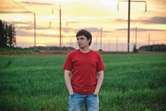 Dima. (Stas_Ko) Tags: man portrait 50mm canon 5dm2