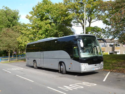 Holmeswood Coaches PO60HYP 28092016