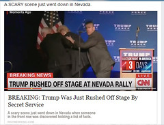 This is what REALLY happened in Nevada on Satruday, November 5 when Secret Service rushed trump off the stage. (The Devils in the Details) Tags: donaldtrump politicallyincorrect douchebag thewizardofoz justadick gop isis judygarland christianterrorist asshole margarethamilton bestpresidentever makedonalddrumpfagain sexdrugsandrockandroll hillaryclinton tinytrump plannedparenthood bigot dumptrump thewalkingdead republican pedophile usafreedomkids wickedwitchofthewest nastywoman badhombre conservative rape joyfulheartfoundation marriageequality gay equality normanreedus daryldixon downtonabbey pussy trumpsupporter jihad terrorist taliban fearthewalkingdead wifebeater walmart mexicanwall racism confederateflag nazi stumpjumpers religion islam hilaryclinton berniesanders adele thebeatles therollingstones music gardening democrat rainbow tednugent dolls acheetowiththecheesedustrubbedoff donaldtrumpspenis contraception abortion turdbrain tinfoilhatsociety batteredwomansyndrome shesacunt foxnews fake fantasyland thebirds liberal