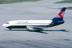 N322XV737 (T.O. Images) Tags: n322xv inter canadian boeing 737 presidential airways toronto yyz