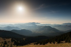 Vantage Point (Christophe_A) Tags: kalavryta chelmos mountain christophe christopheanagnostopoulos nikon d800 20mm hoya grad nd sun sky