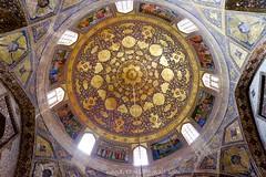 Dome of the Bedkhem Church (West Sichuan) Tags: iran esfahan bedkhemchurch armenianchurch