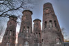 Ominous Towers (foregorp) Tags: kilns cementkilns towers ominous coplay pennsylvania old fall bricks
