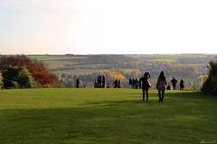 La grande plaine du parc d'olhain (florence.V) Tags: france hautsdefrance pasdecalais 62 olhain forêt parcdolhain nature paysage automne couleursdautomne