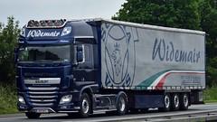 A - Widemair DAF XF 106.510 SSC (BonsaiTruck) Tags: widemair daf xf 106 ssc lkw lastzug lastwagen truck trucks lorry lorries camion