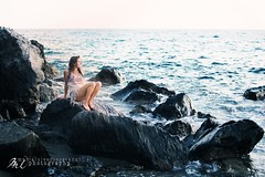 R. (Mary-Eloise) Tags: nikon nikkor d7200 person lady girl summer sea seascape seaside people portrait ritratto woman