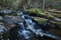 When It's Right (Ray Palmer Photography) Tags: lakegeorge lakegeorgewildforest landscape landscapephotography raypalmerphotography adirondackmountains adk autumn snow winter brook shelvingrockbrook stream newyork november
