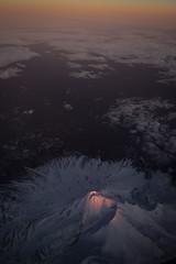 When it still seemed like a good idea (hjl) Tags: cascademountains oregon mounthood pnw twilight atmosphere snow landscape mountain