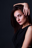 Robi#black (luigi ricchezza) Tags: fotostudio portrait ritratto roberta