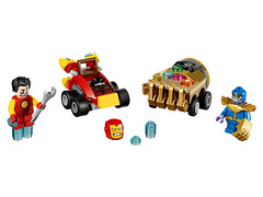 76072 Marvel Iron Man vs. Thanos (hello_bricks) Tags: mightymicros dccomics marvel lego toy toys 2017 76072 iron man vs thanos