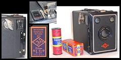 AGFA Box Spezial (Still Cameras) Tags: agfa box germany b2 120