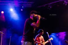 El Dino on stage (10) (Nan' R.) Tags: live rock band eldino leclub antananarivo madagascar colors nikon nikonphotography nikongirl onstage guitarplayer bassplayer drummer leadvocal lights stagelights emotions