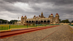 Tipu sultan palace - Marvel of architecture (pinakin2in) Tags: tipusultan mysore palace architecture history canon canongear