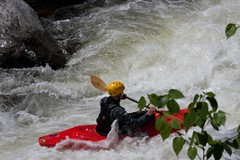 whitewater kayaking (mike greenwood 13) Tags: whitewater vermont kayak vt bristolvt bristolfalls addisoncounty