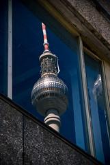 13 (kosmekosme) Tags: berlin architecture germany fernsehturm hermann jrg henselmann streitparth