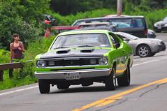 1970 Plymouth Duster (Triborough) Tags: ny newyork car plymouth duster beacon dutchesscounty