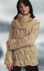 Latmode 24_14 (Homair) Tags: sweater fuzzy fluffy mohair filati tneck latmode