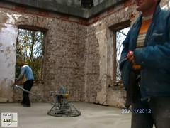 Herrenhaus Orr - Die Betondecke - 43 (foerdervereinrittergutorr) Tags: park haus treppe decke impressionen orr beton renovierung denkmal erinnerungen historisch lahu herrenhaus rittergut wiederaufbau naturschutz pulheim forderverein