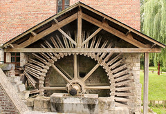 Moulin (D'clik Photos (manu.chiarelli)) Tags: old france mill water wheel rural moulin eau north campaign campagne nord ancien roue