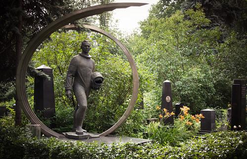 Novodevichy Cemetery- Москва
